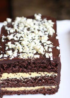 The Italian Dish - Posts - Chocolate Cake with Orange Buttercream andGanache