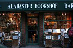 Alabaster Bookshop in New York City
