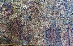 The Mosaics of Apamea