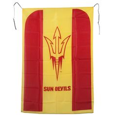 Arizona State Sun Devils NCAA Team Fan Flag