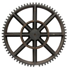 Geararium. Museum of gears and toothed wheels