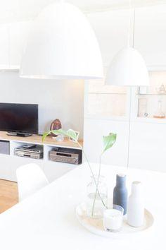Ikea Hack - So einfach machst du aus deinem Besta ein Designerstück! Perfekt für mein skandinavisches Wohnkonzept!