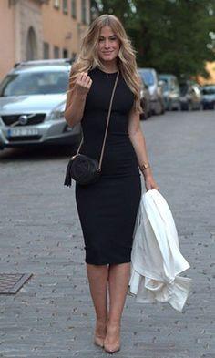 0714522aa Modelos de Vestidos  Descubra o modelo ideal para o seu corpo!