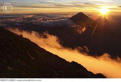 Guatemala, Acatenanngo Volcano