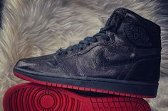 102475548e New Air Jordan 1 Gets Wrapped in Ballistic Mesh — HYPEBEAST. Air Force  SneakersNike ...