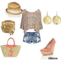 summer fun, created by jilliank627 on Polyvore