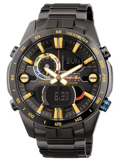 CASIO EDIFICE RED BULL RACING | ERA-201RBK-1AER