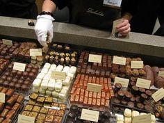 Salon du Chocolat 2008