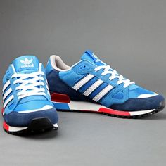 ZX 750 - Bbird R Wht Adidas Zx 700, Eye Stone, Men Fashion, Adidas Originals, Blue Grey, Streetwear, Baskets, Adidas Sneakers, Hollywood
