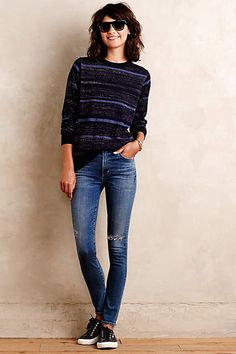 Citizens of Humanity Rocket Skinny Jeans - #anthroregistry