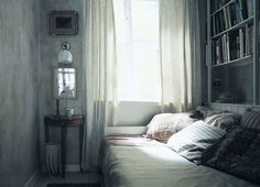 If a smaller room happens to exist, this is what I shall do with it...