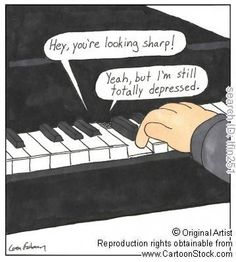 New music humor piano people 34 ideas Sound Of Music, Music Is Life, New Music, Good Music, Classical Music Humor, Music Jokes, Music Humour, Band Jokes, Music Classroom