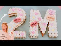 ♡• MON GÂTEAU DES 2 MILLIONS D'ABONNÉS ! •♡ - YouTube Number 2 Cakes, Cake Youtube, Cake Videos, Dessert Recipes, Desserts, Flan, Pasta, Images, Table