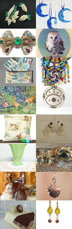Tempt Team Wednesday Finds by Randy and Lynn on Etsy--Pinned+with+TreasuryPin.com