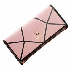 PU Leather Women's Continental Wallet - Large Capacity - 5 Colors Available