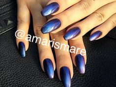 Beautiful cameleon nails #cameleon #nails