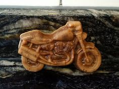 Bar Soap   Coffee Scented Motorcycle Shaped - All Natural - Handmade Artisan Bar Soap - Migraine Friendly Handmade Soaps, Bar Soap, Color Change, The Cure, Migraine, Great Gifts, Artisan, Motorcycle, Shapes