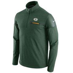 Green Bay Packers Elite Coaches 1/2 Zip