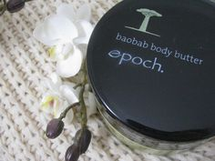 Epoch Baobab Body Butter. Epoch, Rosacea, Body Butter, Healthy Choices, Sensitive Skin, Essential Oils, Nu Skin, Beauty Products, Beauty