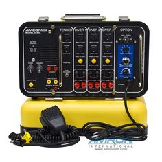 Amron International Amcom ™ III DSP3 Helium Speech Unscrambler - 3 Diver…