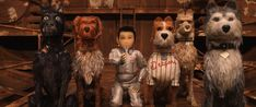 A movie festival is nothing without films and I kicked off my first full day at Berlinale by watching Wes Anderson's animated treasure 'Isle of Dogs' featuring puppets like you've never seen them before, beloved actors giving voices to fantastical dogs and a message of humanity hidden within a film