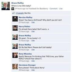 Draco Malfoy - Google+