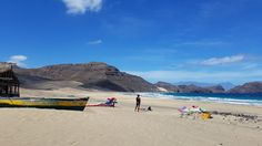 Cape Verde islands - activities per islands