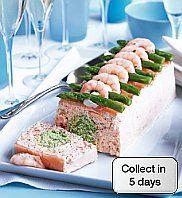 Scottish Lochmuir™ Salmon & Asparagus Terrine