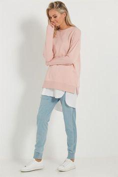 gigi oversized sweater