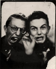 Vintage Photo Booth