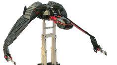 Klingon Bird of Prey LEGO concept