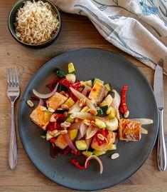 Pasta Salad, Cobb Salad, Sweet Chili, Ethnic Recipes, Crab Pasta Salad