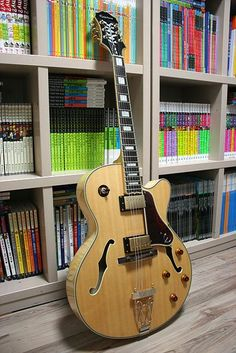 Epiphone Joe Pass Emperor II  - never played one of these but it sure is pretty.