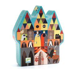 The Fantastic Castle Puzzle