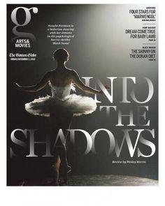Boston's Black Swan cover
