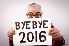 366/366 - Bye Bye - 2016 has been roundly condemned as a very bad year.  Celebrity deaths Syria Brexit and Trump.  Here's hoping 2017 turns out a little better for everyone.  And for me the 4th 365 project has truly been a struggle and I can't lie I'm quite glad it's over.  Happy New Year everyone!