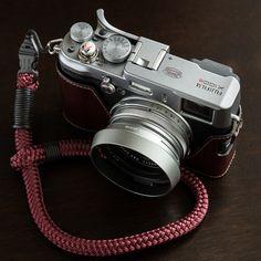 The super quiet Fujifilm X 100S