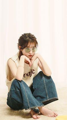 Cute Korean, Korean Girl, Asian Girl, Iu Fashion, Korean Fashion, Fashion Outfits, People Poses, Poses References, Model Face