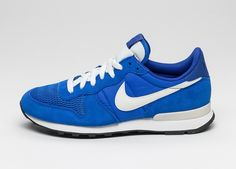 Nike Internationalist (Racer Blue / Sail - Sail)