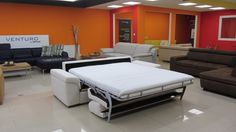 Steel XXL Couch, Bed, Furniture, Home Decor, Settee, Decoration Home, Sofa, Stream Bed, Room Decor