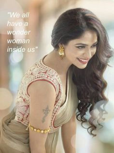 Poornima Indrajith in her pranaah!beautiful