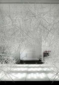 """Kartell Gallery. """"The Invisibles"""" by Tokujin Yoshioka 