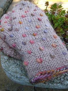 Thrummed Mittens-Child by Kieran Knits | Knitting Pattern
