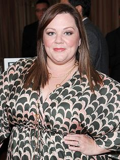 Melissa McCarthy Responds to Critic Rex Reed Who Called Her 'a Hippo' - I love her so much! I'd rather watch her movies any day over the usual chick flick crap with Sandra Bullock and other skinny boring actresses. In fact I try to watch every single Melissa McCarthy movie I can... she's so funny!