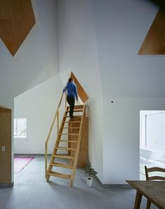 House in hieidaira / Tato Architects The house is located in Shiga Prefecture halfway up Mt. Hiei.
