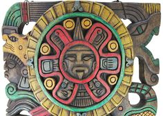 Mayan Mask - Sun Headdress $249.00