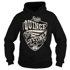 Team QUINCE Lifetime Member T-Shirts, Hoodies. CHECK PRICE ==► Funny Tee Shirts