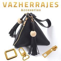 #Mosqueton #Mosquetones #Snaphook #Marroquineria #Herrajes #Bags #Bolsos #Calzado #Cuero #Carterashechasamano #Leather #handbags #taches #rivets Sliders, Bucket Bag, Zipper, Photo And Video, Bags, Instagram, Fashion, Satchel Handbags, Purses