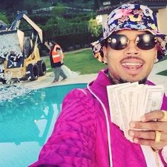 Madswag03 Trey Songz, Big Sean, Ryan Gosling, Rita Ora, Nicki Minaj, Chriss Brown, Chris Brown Tyga, Chris Brown Quotes, Light Skin Men