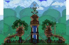 Endrael's elf fort